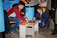 it_connection_conference_step_academy_robot